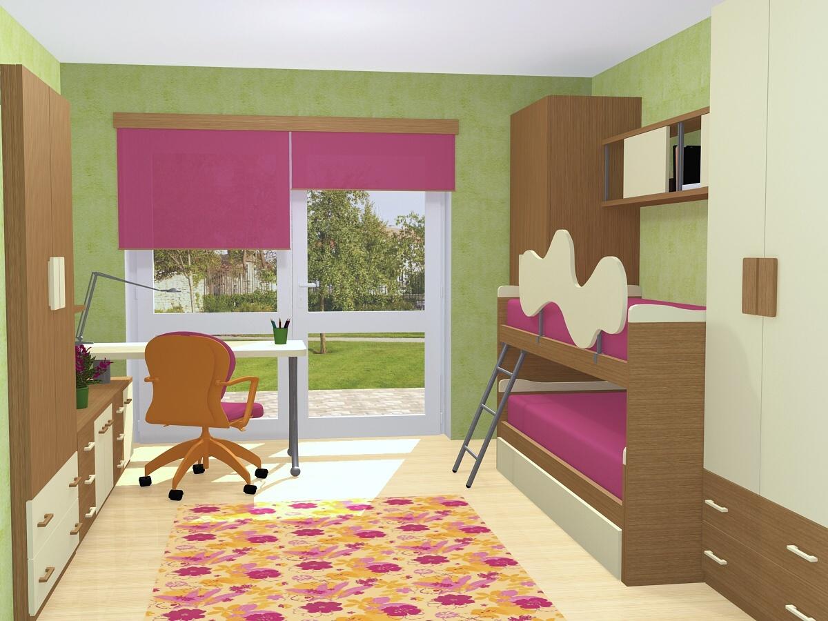ATELIÉR iN - Dětský pokoj - 2 | Nursery (Baby) room - 2