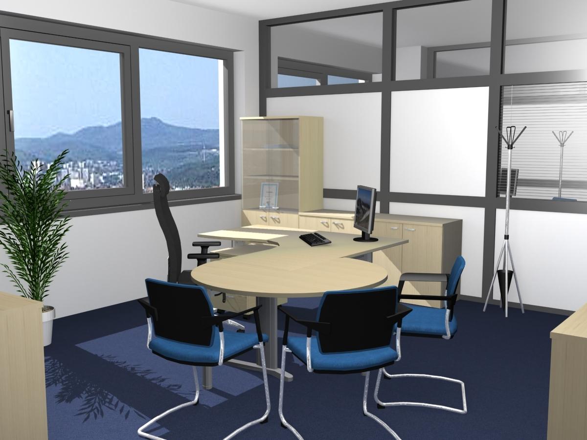 ATELIÉR iN - Kancelář - 1 | Office room - 1