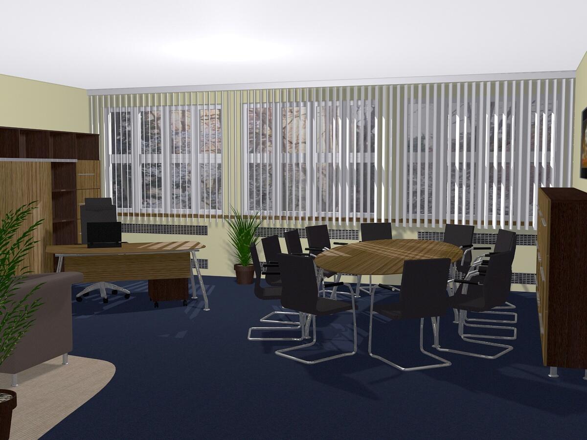 ATELIÉR iN - Kancelář - 2 | Office room - 2