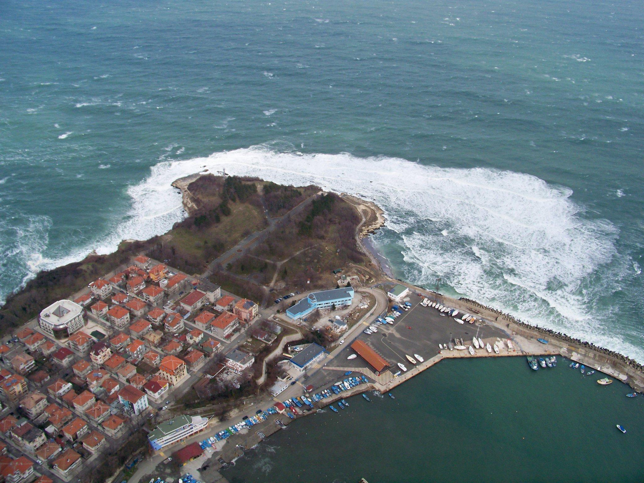 Bulgaria - Tsarevo - Carevo (Black Sea). Photo: Photo:TIC Tsarevo (2011)